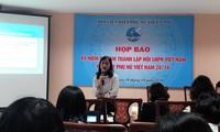 Célébrations du 88e anniversaire de la fondation de l'Union des femmes vietnamiennes