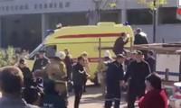 La Crimée sous le choc après un « meurtre de masse » dans un lycée