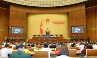 Les amendements apportés aux lois concernant l'aménagement du territoire en débat
