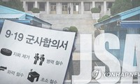 Les deux Corées terminent le processus de désarmement de la zone commune de sécurité
