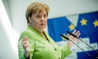 Angela Merkel affirme ne pas craindre de perdre en influence internationale