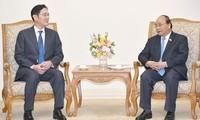 Le gouvernement vietnamien s'engage à favoriser les affaires de Samsung