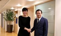 Vietnam-Norvège: accentuation de la coopération multisectorielle