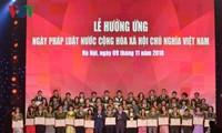 Célébration de la Journée du droit vietnamien