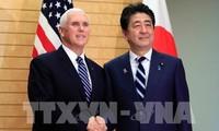Commerce: Mike Pence prône un accord bilatéral USA-Japon