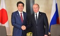 La Russie et le Japon envisagent un traité de paix
