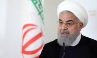 L'Iran continue à exporter son pétrole, assure Rohani