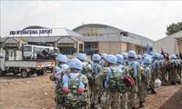 Soutien international à la participation du Vietnam au maintien de la paix mondiale