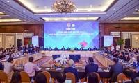 Clôture du 1er Forum mondial des jeunes intellectuels vietnamiens