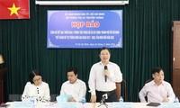 Hô Chi Minh-ville : les 4 centres d'établissement de villes intelligentes bientôt inaugurés