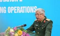 Vietnam : bientôt un second hôpital de campagne auprès des casques bleus