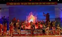 Coup d'envoi de la semaine culturelle et touristique de Kon Tum 2018