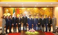 Dialogue sur les relations économiques ASEAN-Italie à Hanoi