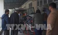 Afghanistan : 43 morts dans l'attaque d'un complexe gouvernemental