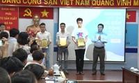 Remise des prix du concours «Initiatives pour le développement communautaire 2018»