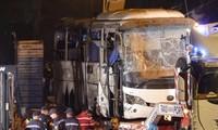 Attentat en Égypte: neuf touristes vietnamiens rentrés au pays