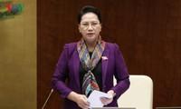 Nguyễn Thị Kim Ngân confirme sa présence au 27e Forum parlementaire de l'Asie-Pacifique