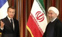 Paris appelle Téhéran à cesser ses activités liées aux missiles balistiques