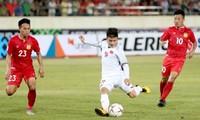 Quang Hai élu meilleur footballeur des éliminatoires de la Coupe d'Asie 2019