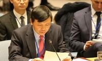 Le Vietnam soutient la lutte pour la juste cause du peuple palestinien