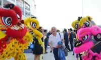 Quang Ninh : accueil du premier bateau de croisière de l'année lunaire