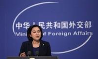 La Chine réaffirme que ses relations avec le Venezuela sont normales