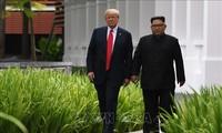 Pour une levée des sanctions, Trump demande à Kim Jong-un d'agir