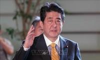 Le Japon et la Chine saluent les résultats de la 1e journée du sommet Trump-Kim