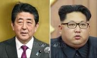 Le Premier ministre japonais veut rencontrer le dirigeant de la RPDC Kim Jong-un