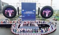 Lancement de la campagne mondiale pour la sécurité routière au Vietnam