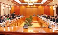 Nguyên Phu Trong: Nghê An doit être l'une des provinces les plus développées du pays