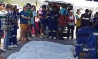 Cinq Vietnamiens morts dans un accident routier en Thaïlande