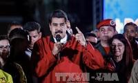 Venezuela: Maduro dénonce un «complot international» par les États-Unis