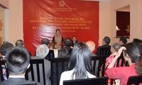Nguyên Thi Kim Ngân entame sa visite officielle au Maroc