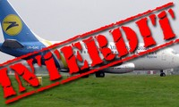 L'Ukraine interdit les vols directs irréguliers vers la Russie