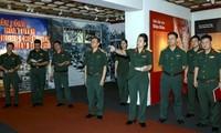 Dien Bien Phu : exposition sur les civils ayant contribué au transport des armes