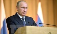Vladimir Poutine renforce le contrôle d'Internet