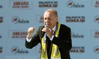 Istanbul: Erdogan réitère son appel à renouveler le scrutin municipal
