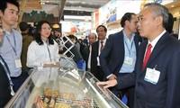 Le Vietnam à la Foire mondiale des produits aquatiques Bruxelles 2019