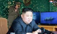 Des tirs de projectiles nord-coréens au cœur d'une réunion sur la défense à Séoul