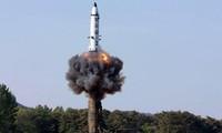 Pyongyang procède à de nouveaux tirs de projectiles