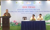 L'Eglise bouddhique du Vietnam s'engage à préserver la nature et la biodiversité