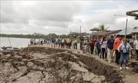 Pérou: Un mort et 11 blessés après un fort séisme