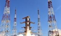 Décollage de la deuxième mission lunaire indienne le 15 juillet