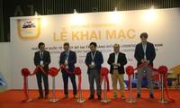 Première exposition internationale sur les ports maritimes et les services logistiques au Vietnam