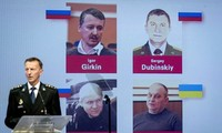 Crash du Vol MH17 : trois Russes et un Ukrainien vont être jugés pour meurtre