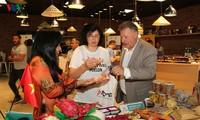 Des produits agricoles vietnamiens au marché de Rungis