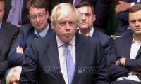 """Finalement, Boris Johnson plaide pour """"une sorte d'accord"""" avec l'UE"""