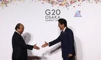 Sommet du G20: suite des activités de Nguyên Xuân Phuc