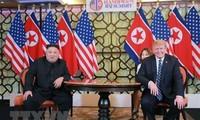 Donald Trump propose à Kim Jong-un de lui serrer la main à la frontière entre les deux Corées